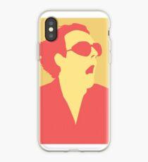 Doc E.L. Brown iPhone Case