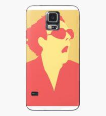 Doc E.L. Brown Case/Skin for Samsung Galaxy