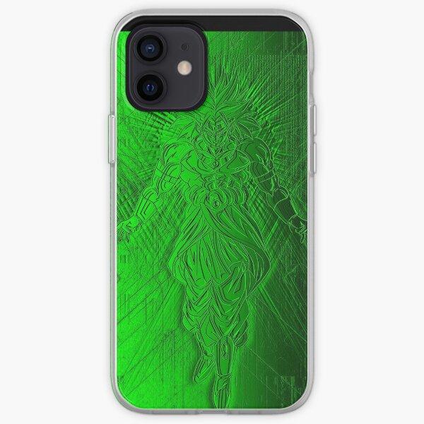 Legend of saiyan iPhone Soft Case