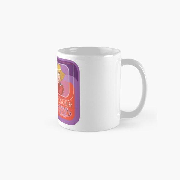 Totally spies Clover badge Mug classique
