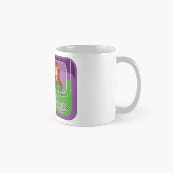 Totally spies Sam badge Mug classique