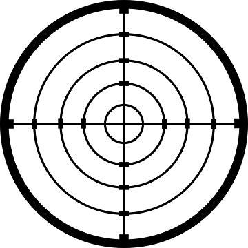 Shooting target by Smaragdas