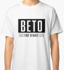 BETO for US Senate Classic T-Shirt