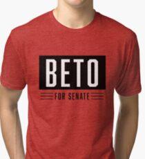 BETO for US Senate Tri-blend T-Shirt