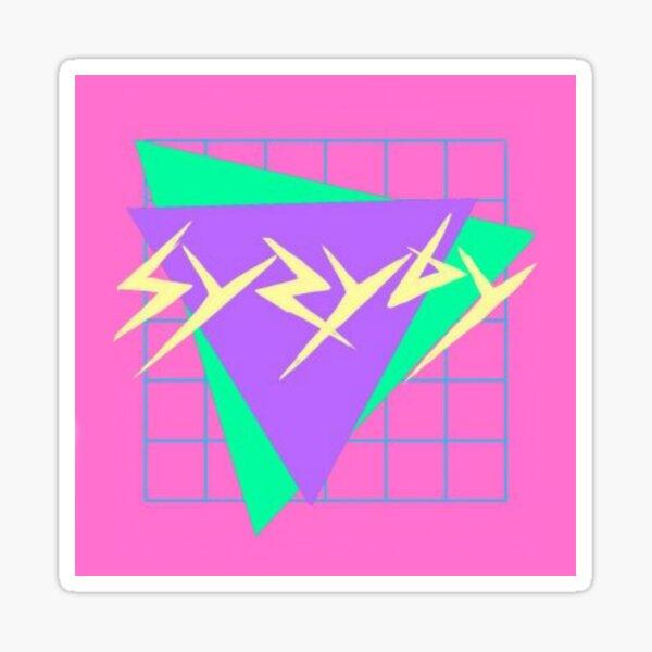Nostalgia Syzygy Sticker