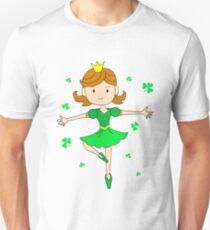 St Patricks Day Irish Princess Unisex T-Shirt