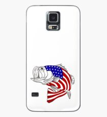 Funda/vinilo para Samsung Galaxy American Large Mouth Bass