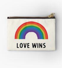 Love wins Studio Pouch