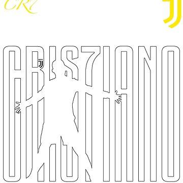 Cristiano Ronaldo T-shirt by yellowpinko