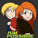 My Hero Kim Possible by eleanorose123