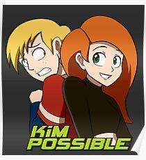 My Hero Kim Possible Poster