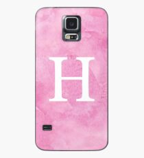 Rose Watercolor Η Case/Skin for Samsung Galaxy