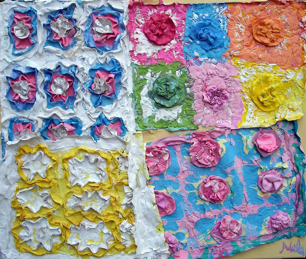 """""""Grandma's Blankets"""" by Adela bellflower"""