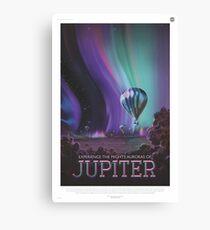 NASA Tourism - Jupiter Canvas Print