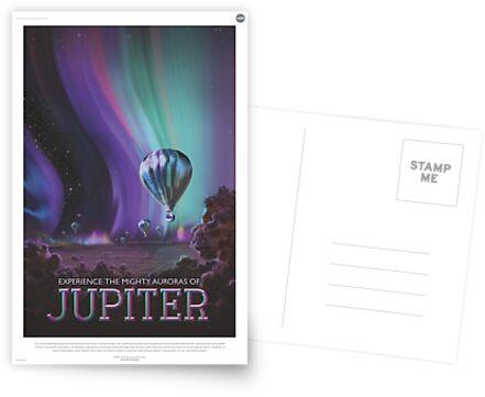 NASA Tourismus - Jupiter von listalucy18