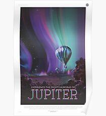 NASA Tourism - Jupiter Poster