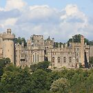Arundel Castle by Asenna
