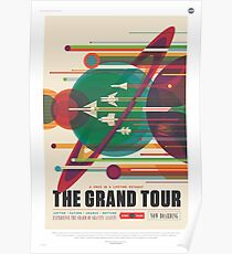 NASA Tourism - Grand Tour Poster