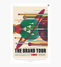 NASA Tourism - Grand Tour Photographic Print