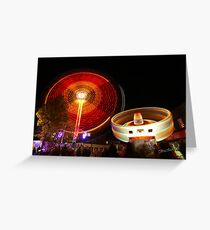 Loughborough Fair Greeting Card