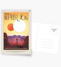 NASA Tourismus - Kepler 16b Postkarten