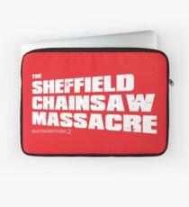 Sheffield Chainsaw Massacre Laptop Sleeve