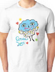 Cupcake Love T-Shirt