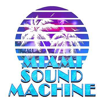 miami sound machine by gorgeouspot