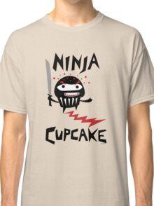 Ninja Cupcake   Classic T-Shirt