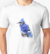 Mordecai the Blue Jay Unisex T-Shirt