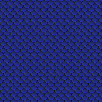 Scalemail Blue by kerchow