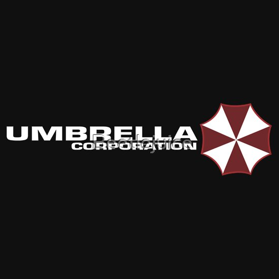TShirtGifter presents: Umbrella Corp (Curved)