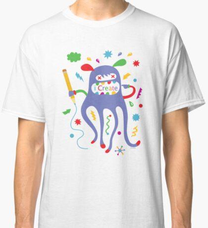 i create    Classic T-Shirt