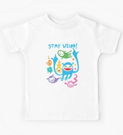 Stay Weird   Kids Clothes