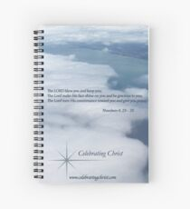 Priestly Prayer Notebooks and Cards Spiral Notebook