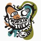 Working Stiff   by Andi Bird
