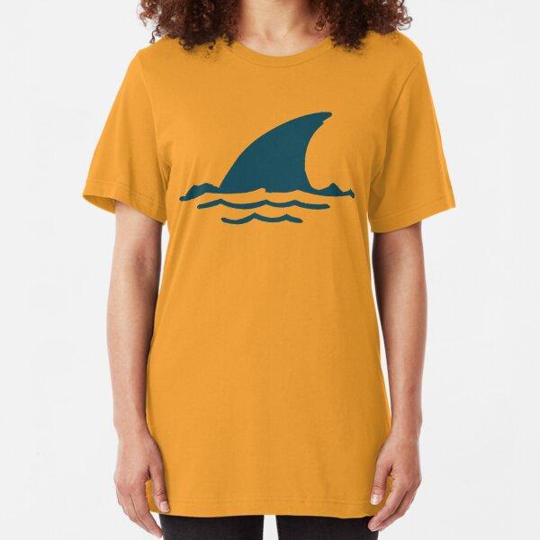 Shark Fin Slim Fit T-Shirt