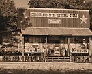 CUMBERLAND MOUNTAIN GENERAL STORE, Photo, for prints and products by Bob Hall©