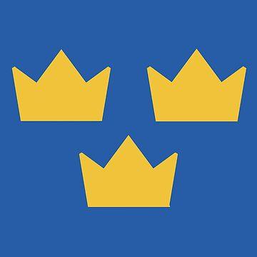 Schweden Drei Kronen von haff32