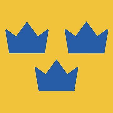 Schweden Drei Kronen Hockey von haff32