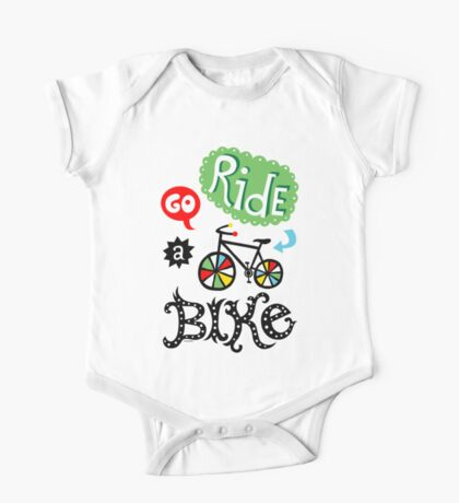 Go Ride a Bike   Kids Clothes