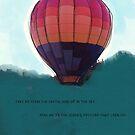 Balloon in the Sky by Dear23