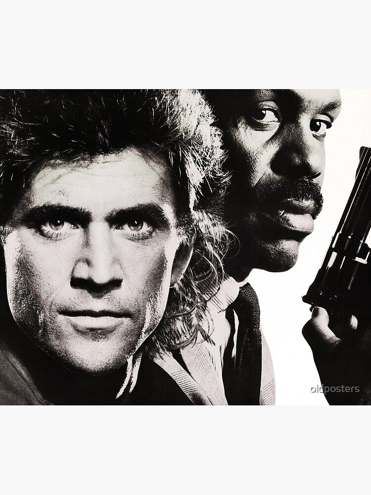 Lethal Weapon by oldposters