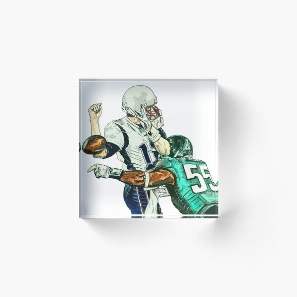 The Hit. Acrylic Block