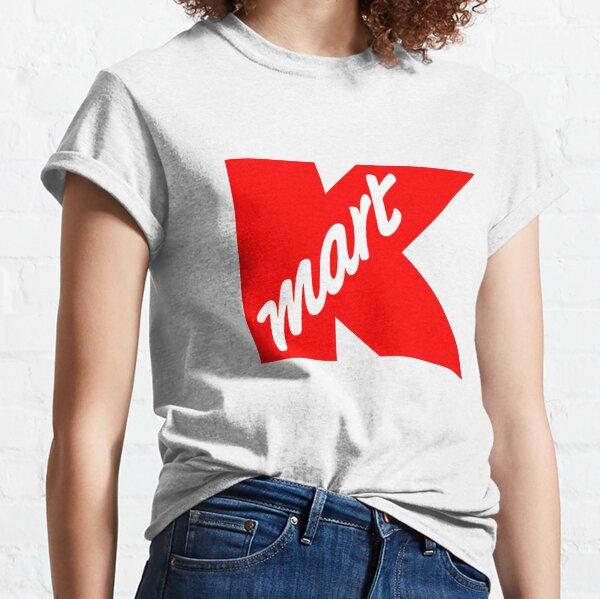 K-Mart Retro Vintage Replica Logo Classic T-Shirt