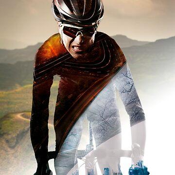 The Cyclist  by CodyNorris