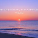 What I See...Beach Quotes by Dawne Dunton