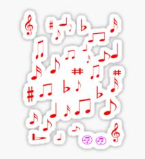 My music Sticker