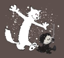 Ghost and Snow | Unisex T-Shirt