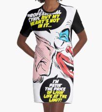The Cynic Graphic T-Shirt Dress